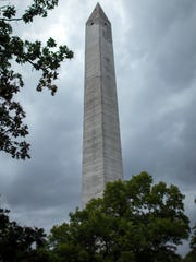 The Jefferson Davis State Historic site, all 351 feet