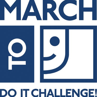 March to Goodwill DO IT CHALLENGE