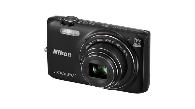 The Nikon Coolpix S6800 packs a 12x zoom, onboard WiFi and a Glamour Retouch mode.
