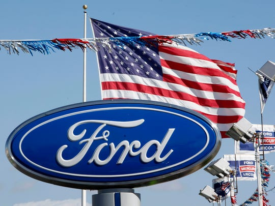 Ford knew its decision to build a new plant in Mexico would create a political firestorm on Tuesday, yet it forged ahead anyway.
