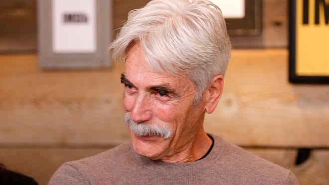 """Sam Elliott on """"The Hero:"""" """"I'm an actor and it's a great role that somebody wrote for me. How could I not do it?"""""""
