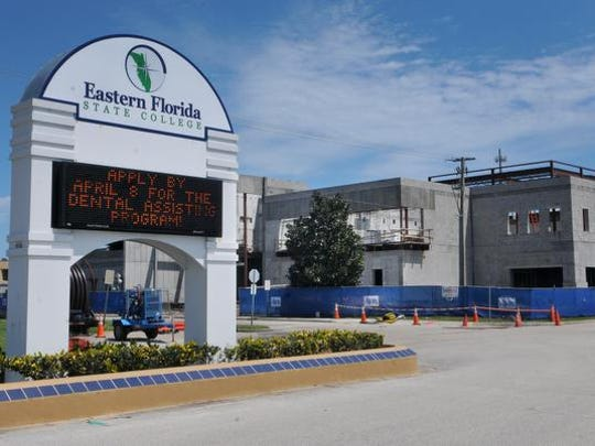 Eastern Florida State College was approved for a $9.5