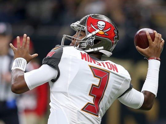 Former Florida State quarterback Jameis Winston has already developed into one of the best passers in the league while starting for the Tampa Bay Buccaneers.