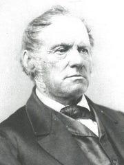 Dr. Samuel B. Bradley, 1796-1880.