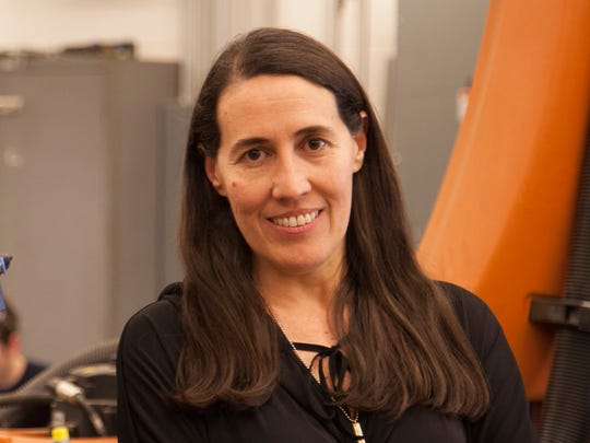 Monica Ponce de Leon, seen here in undated photo, is dean of the Taubman College of Architecture and Urban Planning and co-curator of the U.S. pavilion at the 2016 Venice Biennale that will focus on Detroit.
