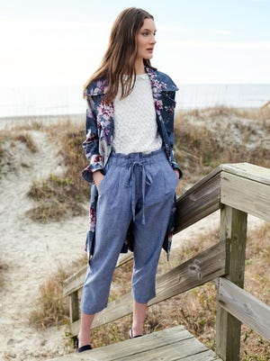 A spring fashion event will be held on Saturday, March 24, at Macy's Willowbrook in Wayne, and Sunday, March 25, at Macy's Short Hills.