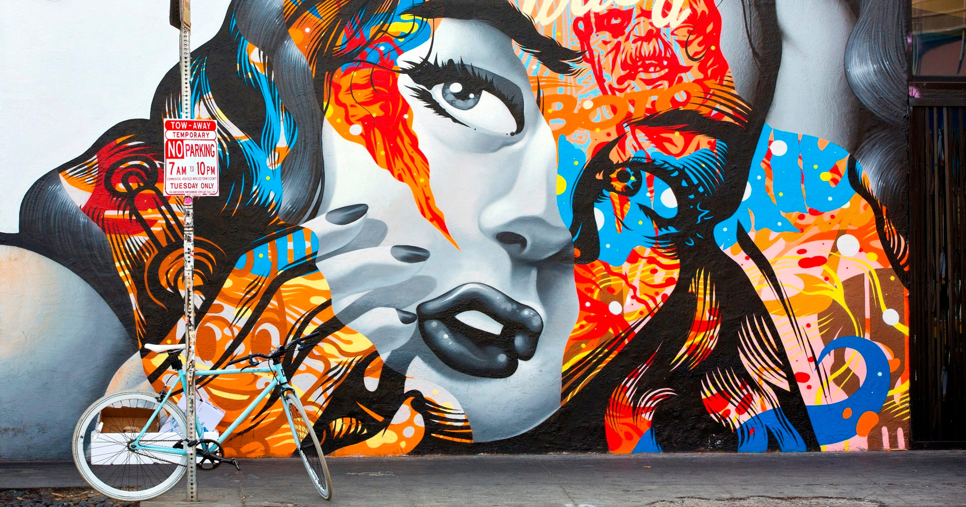 10Best: Cities To See Street Art