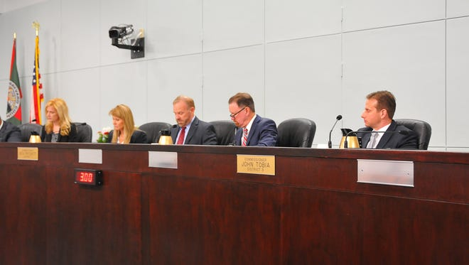 The Brevard County Commission will have a regular meeting at 9 a.m. Tuesday and a budget hearing at 5:30 p.m. Tuesday.