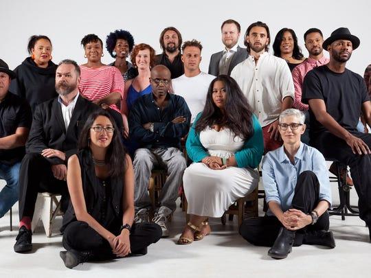 2014 Kresge Artist Fellows in Dance/Music and Film/Theatre