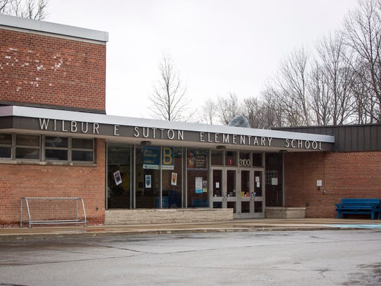 Sutton Elementary School was closed at the end of the