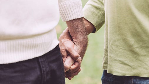 Events in recent years have encouraged many older people to disclose their sexual orientation for the first time, but the reasons people 'come out of the closet' vary from individual to individual.