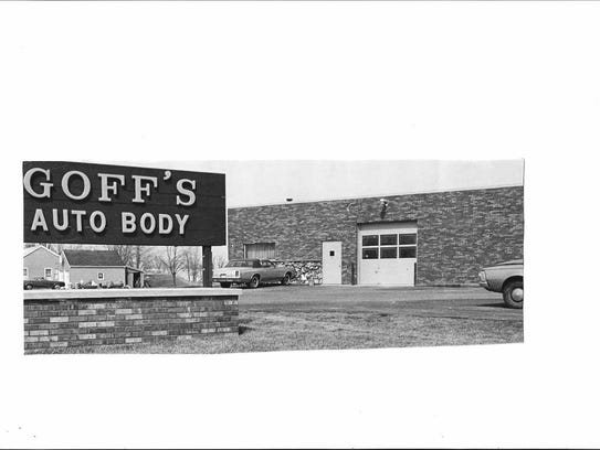 goff 39 s collision repair centers celebrate 50 years in business