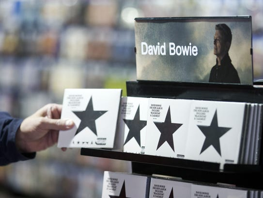David Bowie has so far picked up two posthumous Grammy