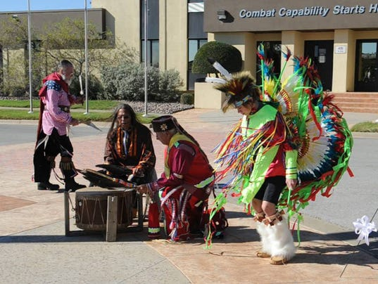 SAFB Native American Heritage 1