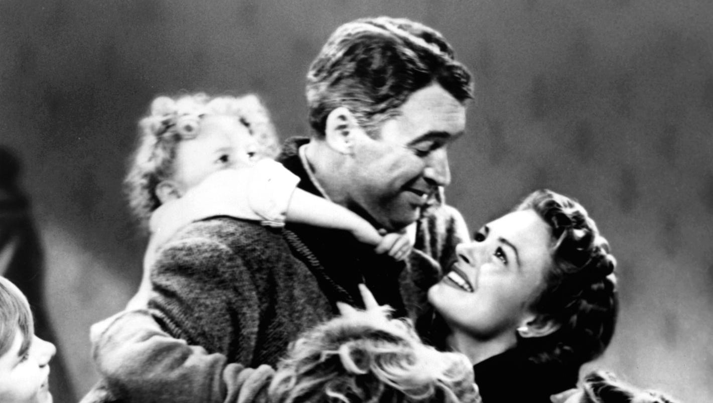 39 It 39 S A Wonderful Life 39 On Big Screen Nov 25