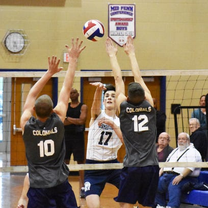 Chambersburg volleyball locks in 1st district berth since 2013