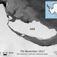 Massive Antarctic iceberg the size of Delaware slowly on the move as scientists get up-close view