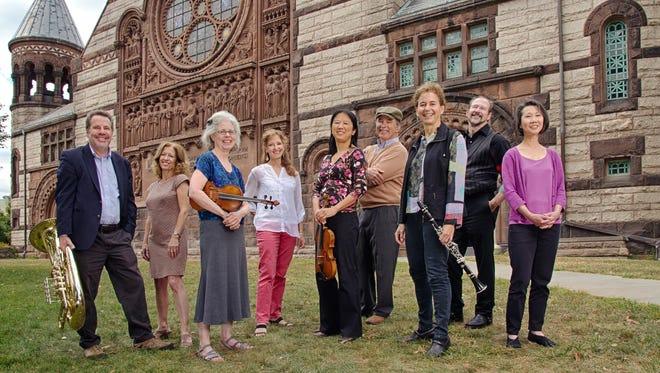 Richardson Chamber Players perform at 3 p.m. April 9 at Princeton University.