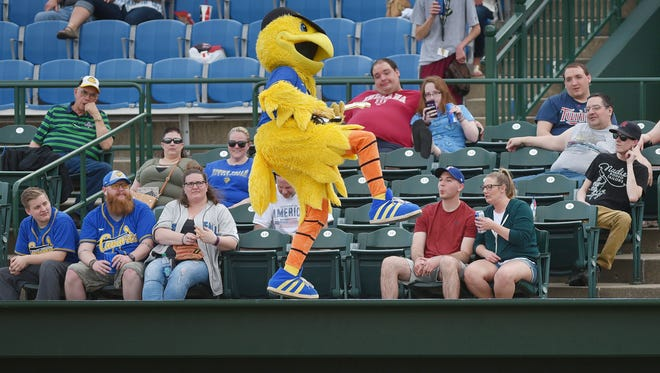 The Canaries play Sioux City Wednesday, May 23, at Sioux Falls Stadium in Sioux Falls.
