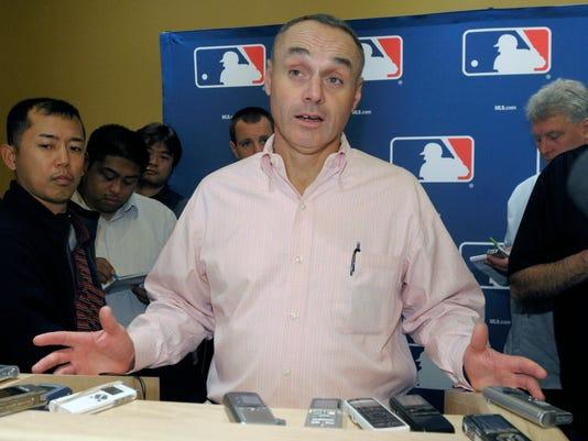 Commissioner Baseball