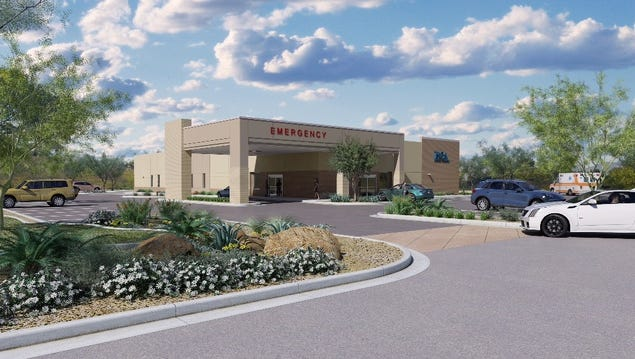 Capital Regional Medical Center is planning to open two new ER facilities by 2018.
