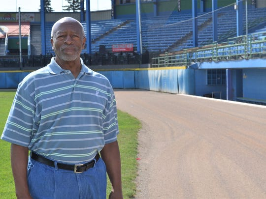 Rich Randle has been working baseball games as an umpire