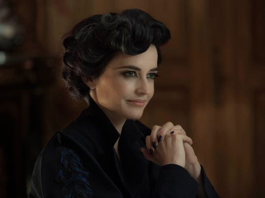 """Eva Green plays the leader of """"Miss Peregrine's Home"""
