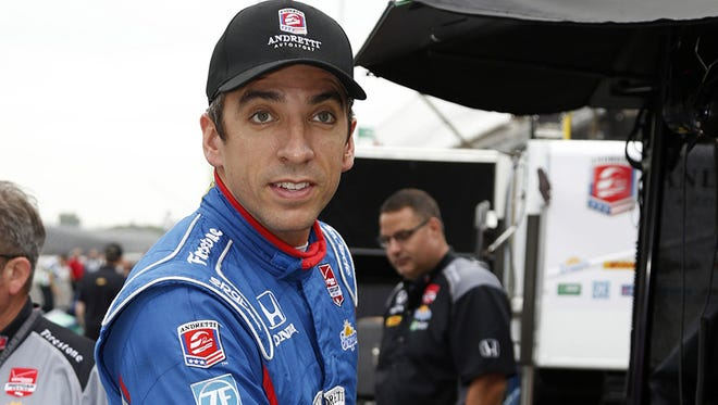 Stefan Wilson says he has no reason to be angry over the death of his brother, Justin, as a result of an accident at Pocono Raceway.