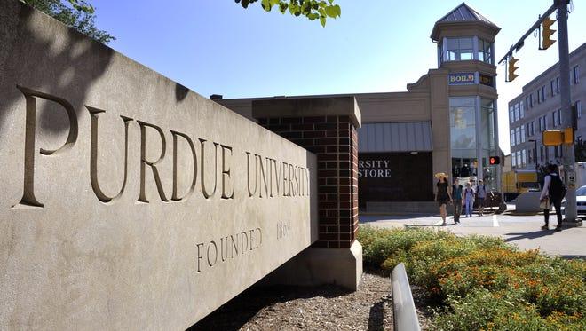 Purdue University.