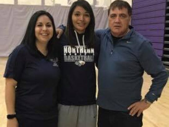 Northern New Mexico College women's basketball coach