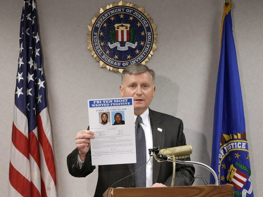 FBI El Paso Special Agent in Charge Douglas Lindquist