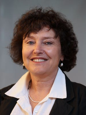 An undated picture released by the Bank of Israel on Oct. 20, 2013, shows newly appointed Bank of Israel governor Karnit Flug posing for a photograph in Jerusalem.