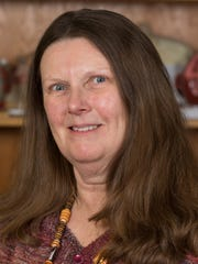 Jan Mader, physics teacher at GFH, is one of two BNSF