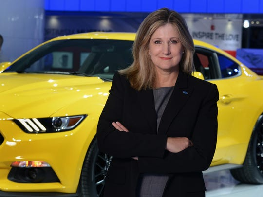 Barb Samardzich is retiring as vice president and chief operating officer, Ford of Europe.