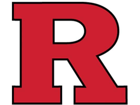 webart sports rutgers university college logo