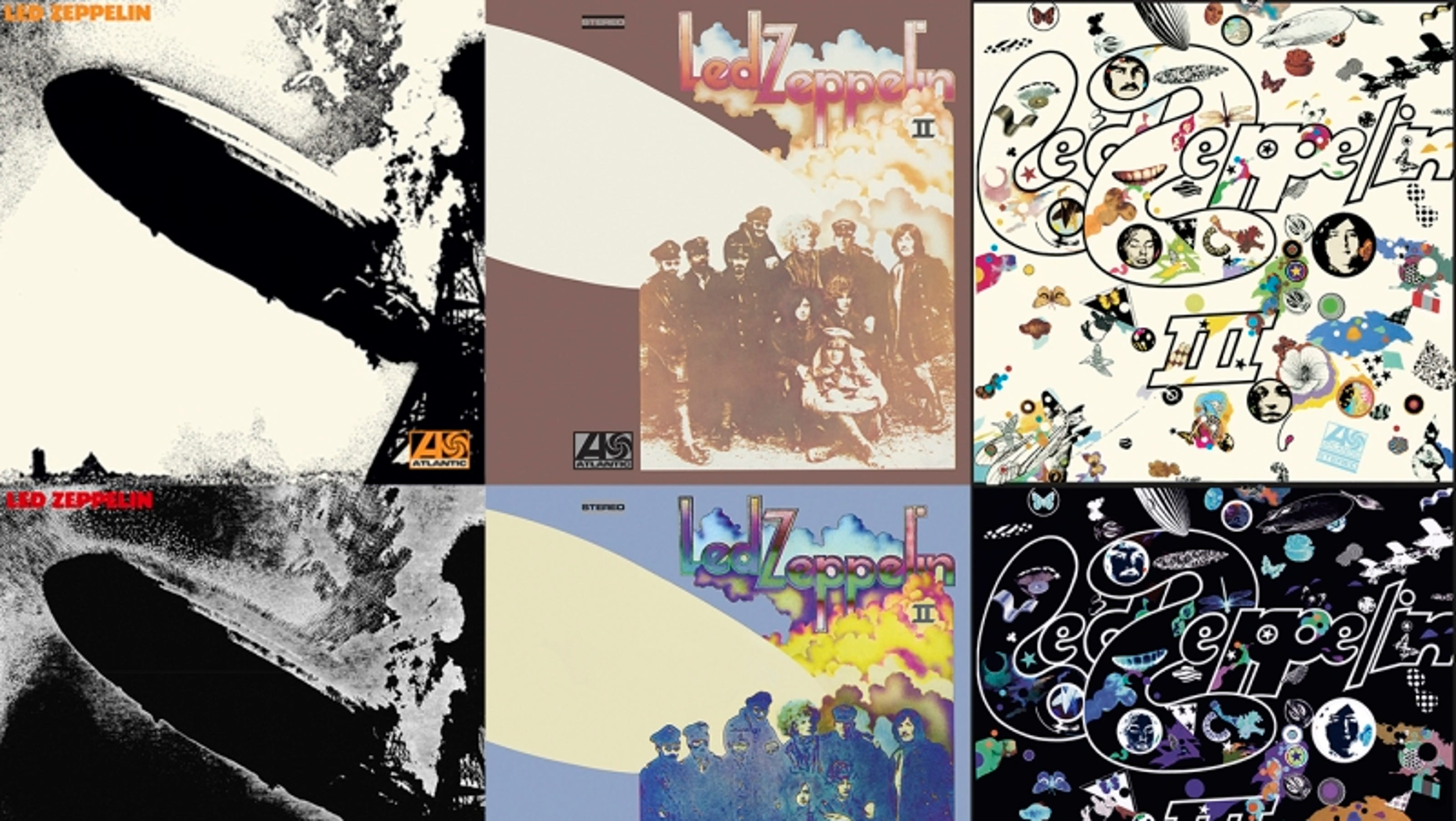 led zeppelin reissues launch june 3 with i ii iii. Black Bedroom Furniture Sets. Home Design Ideas