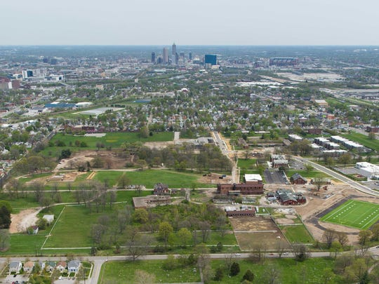 The city of Indianapolis, Holladay Properties and Nottingham Realty Group have teamed up to develop the Central State campus into a vibrant, mixed-use community.