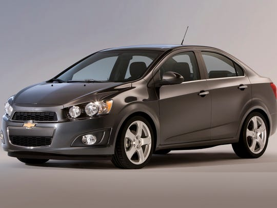 In the J.D. Power 2017 U.S. Vehicle Dependability Study, the 2014 Chevrolet Sonic finished first in the Small Car category.