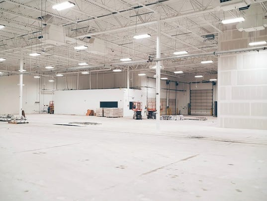 A look inside Google's future Novi development center