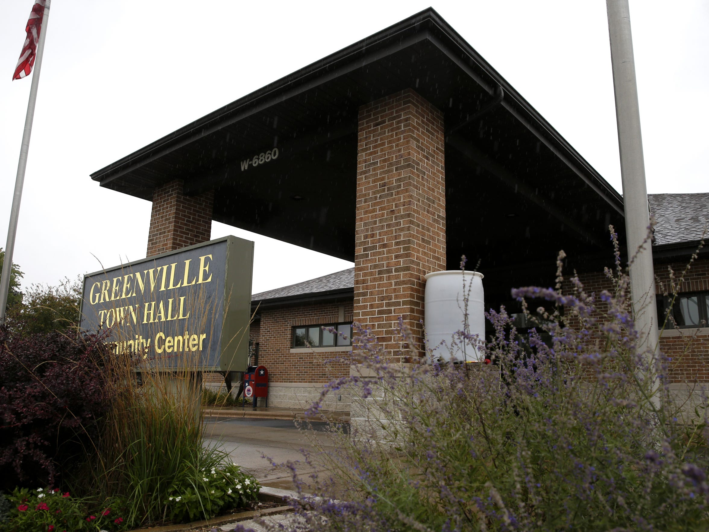 Greenville Town Hall.