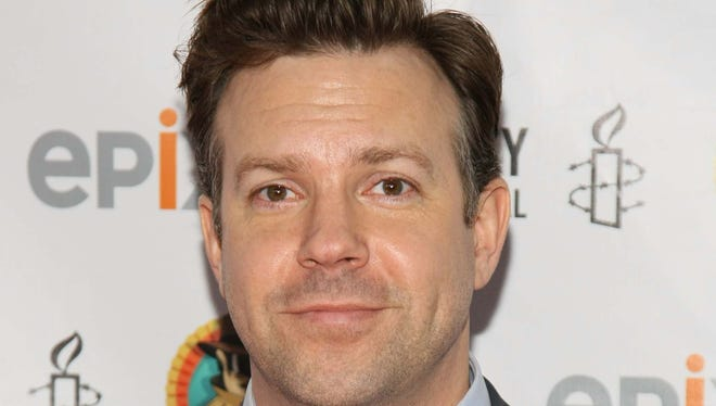 """Jason Sudeikis is a producer for the proposed show """"Detroiters."""" It's been picked up as a pilot by Comedy Central."""