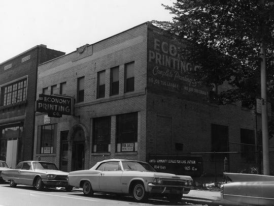 The blind pig, also known as the United Community League for Civic Action, was on the second floor of Economy Printing at 9125 12th Street. A police raid on this illegal bar and gambling joint sparked the 1967 Detroit uprisings.