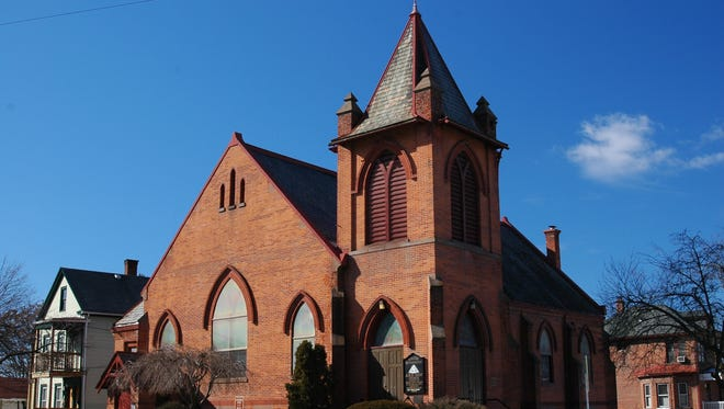 Ever since it was established in 1836, the Smith Metropolitan AME Zion Church in Poughkeepsie has also served as a social, benevolent and political center for the city's black community.
