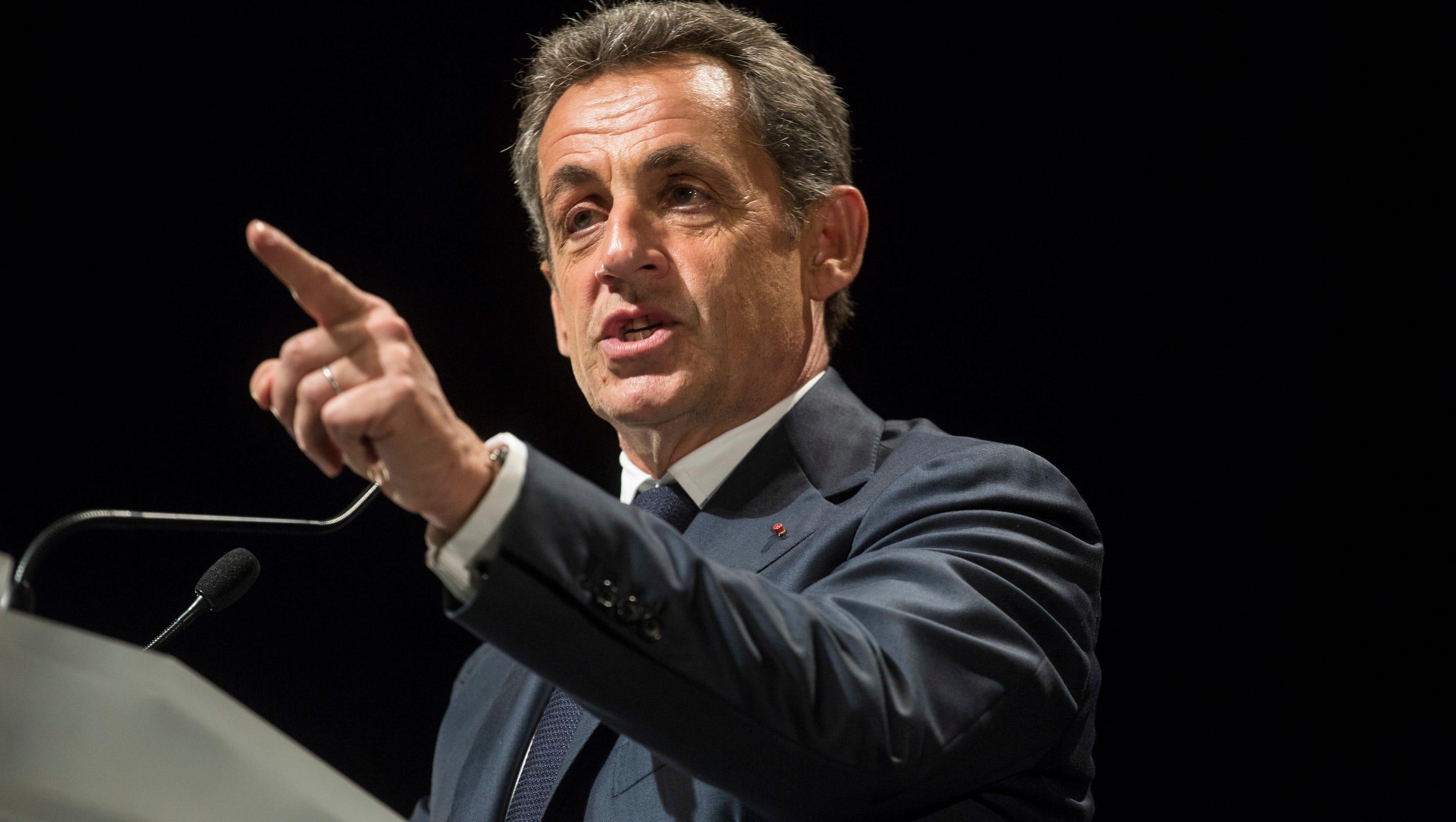 Nicolas Sarkozy, former French president, in police custody: report