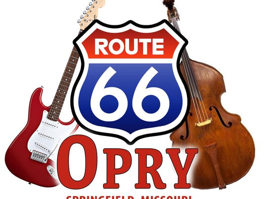 New Route 66 Logo