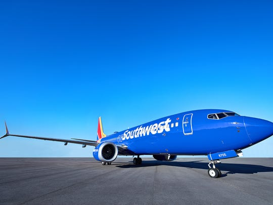Southwest plane.