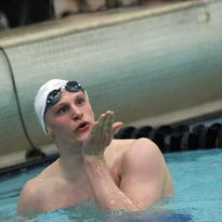 Wauwatosa's Danny Larson wins two state swimming titles, Hurricanes place 12th as a team at state meet