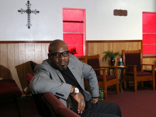 Pastor Rudy Ferguson runs the DREAM Center.