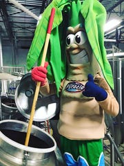 Scotty's Bierwerks in Cape Coral has partnered with the Fort Myers Miracle to create the Miracle Blonde Ale.