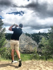 Sean Ryan's summer tour of Montana golf courses has